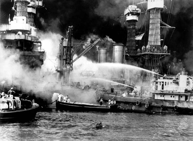 Pearl Harbour megtámadása