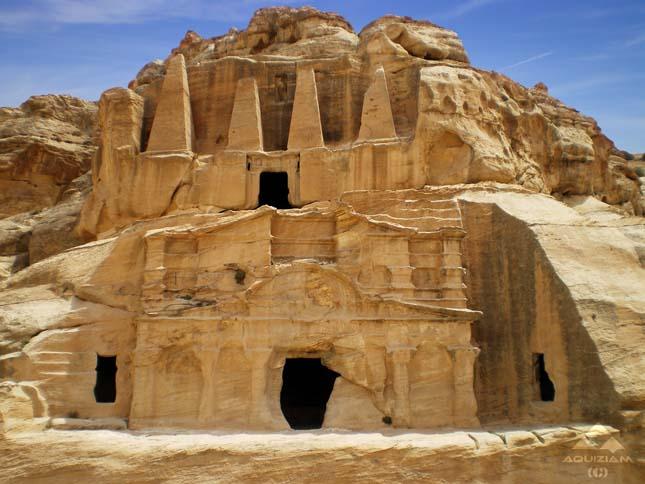 Petra, Jordánia