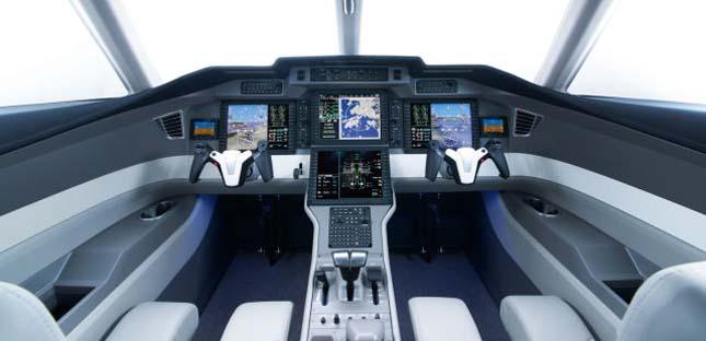Pilótafülkék belülről
