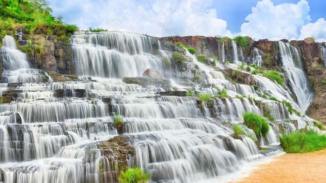 Pongour-vízesés