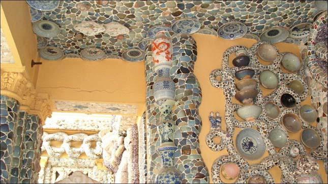 Pocelán ház