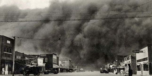 essays on the dust bowl