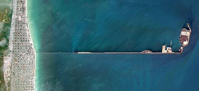 A világ leghosszabb mólója