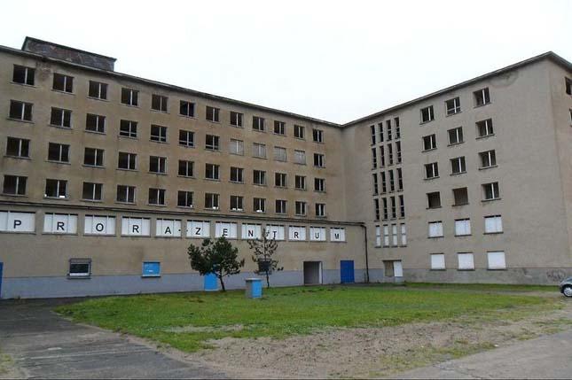 Prora hotel, Rügen