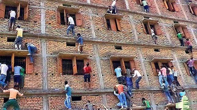 Puskázás Indiában