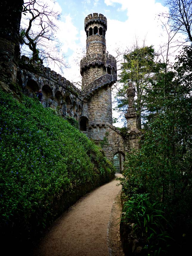 Quinta da Regalieira, Portugália