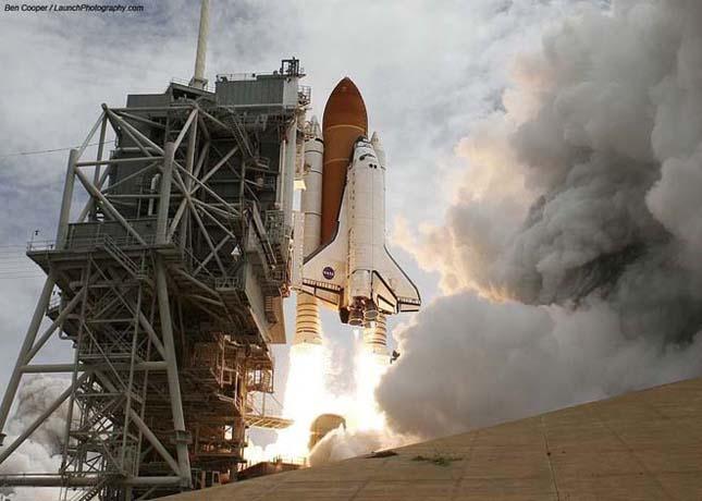 Elképesztő rakétakilövések