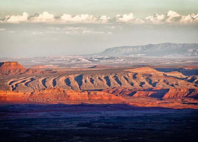 Raplee-gerinc, Grand Canyon
