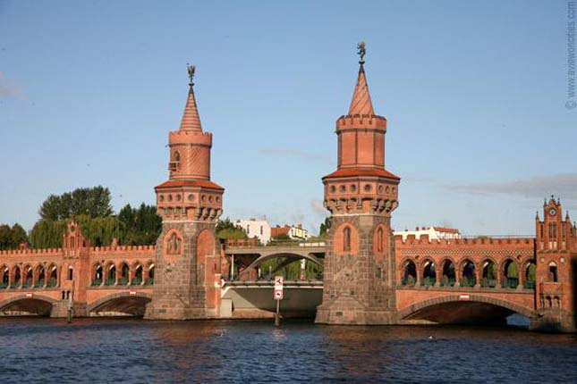 Oberbaumbrücke, Németország