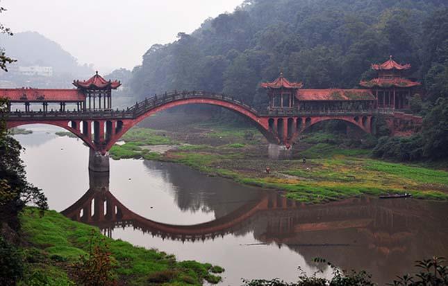 Haoshang-híd, Kína