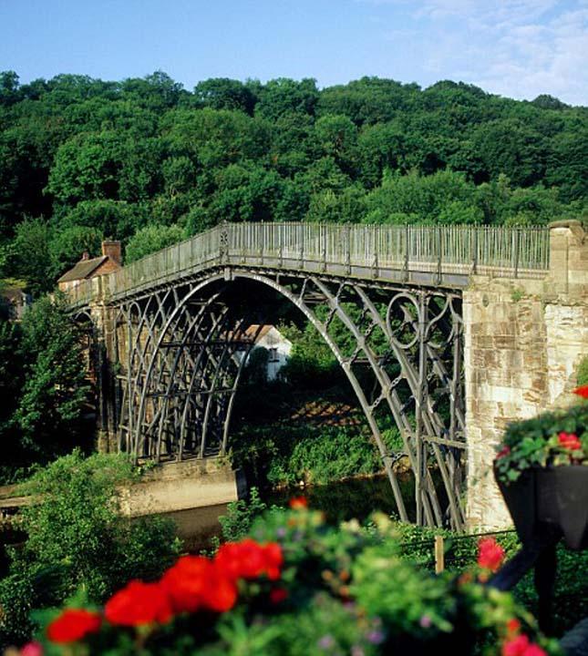 Iron Bridge, Egyesült Királyság
