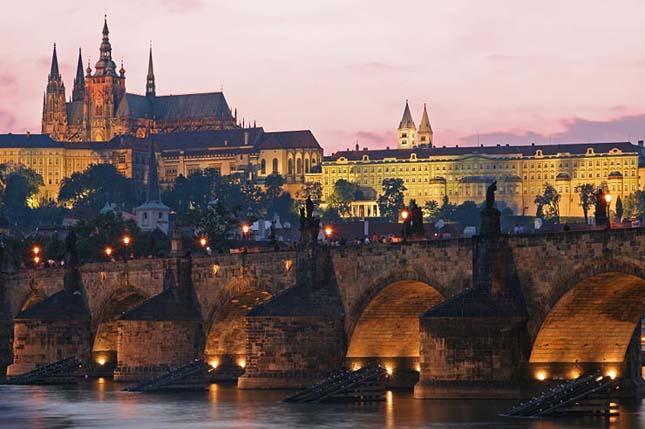 Károly-híd, Prága, Csehország