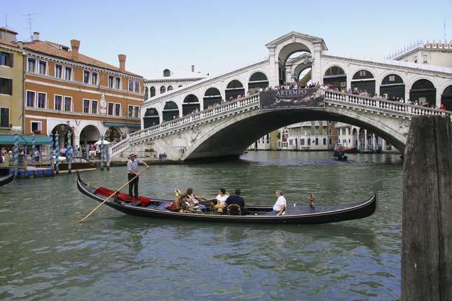 Rialto, Velence, Olaszország