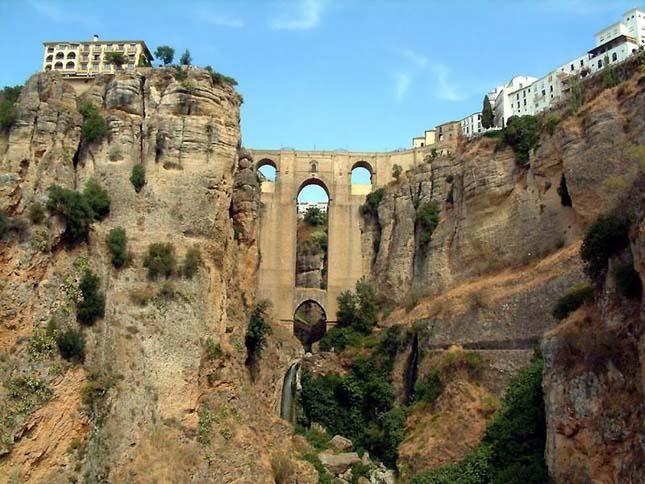Puente Nuevo, Spanyolország