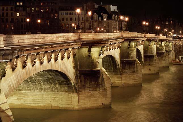 Pont Neuf, Franciaország