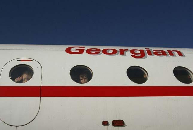Repülőgép óvoda, Grúzia