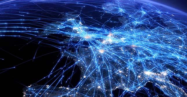 Légi forgalom Európában