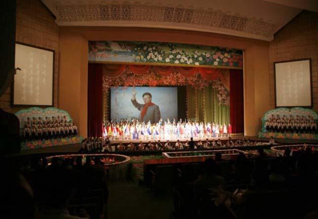 Észak-Korea