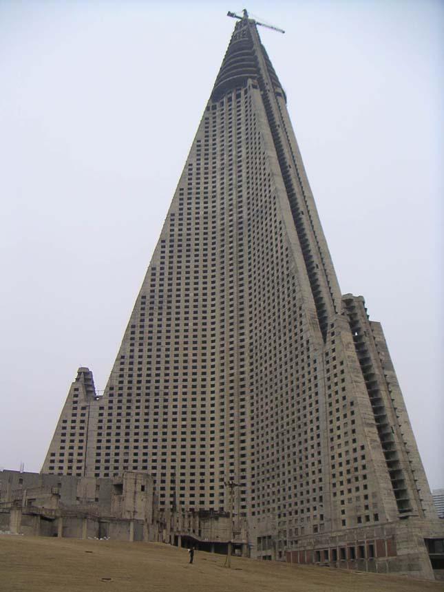 Rjugjong Hotel, Észak-Korea
