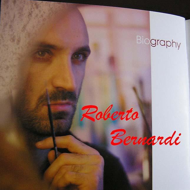 Roberto Bernardi hiperrealisztikus festményei