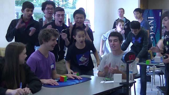 Rubik-kocka új világrekord