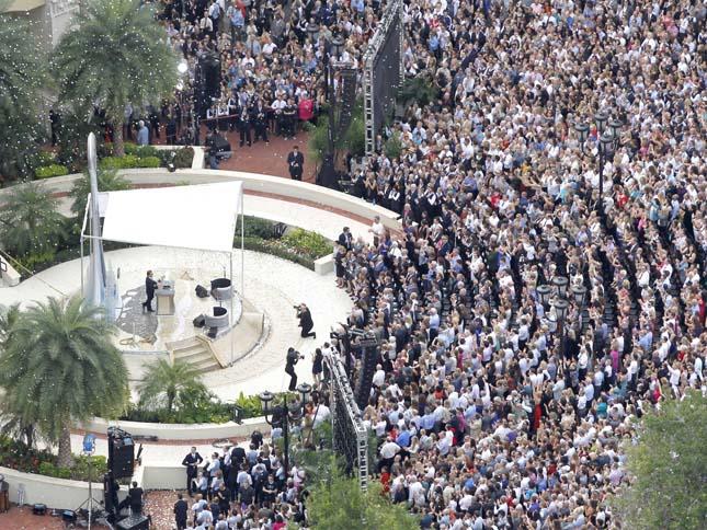 A Scientológia új székháza