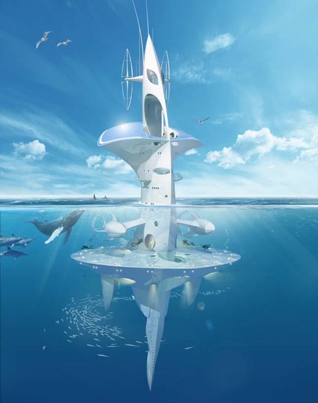SeaOrbiter óceánkutató