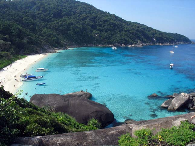 Siminal-szigetek