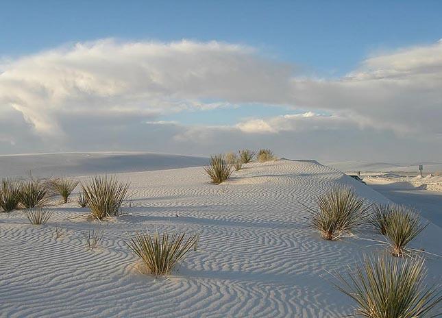 Sivatagi dűnék