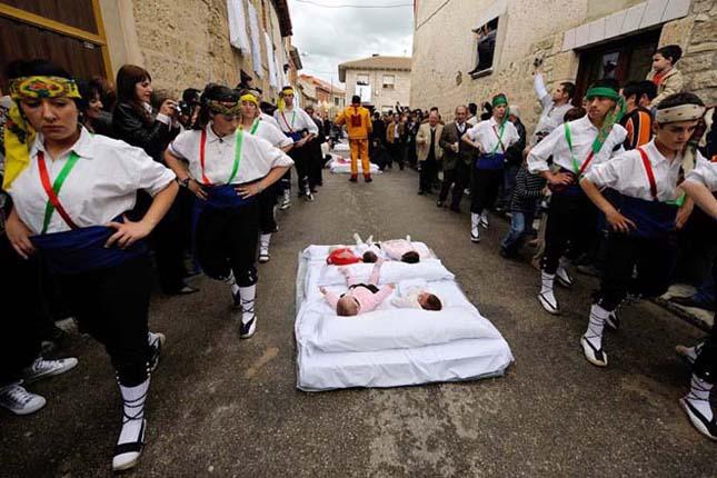 Spanyol fesztiválok