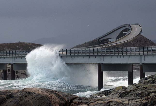 Storseisundet-híd