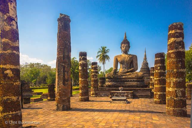 Sukhothai romvárosa, Thaiföld