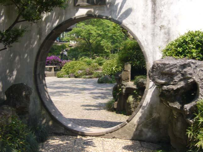 Suzhou klasszikus kertjei