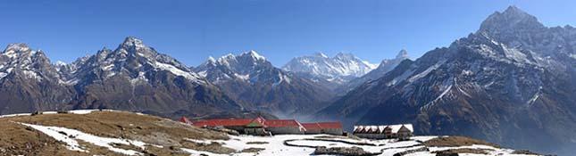 Yeti Mountain Home