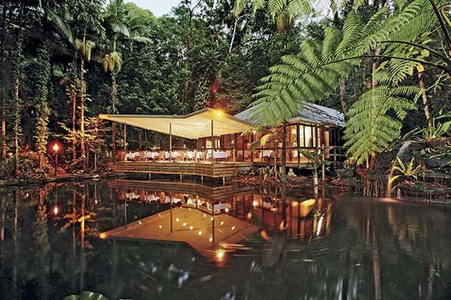 A világ legzöldebb, környezetbarátabb szállodája