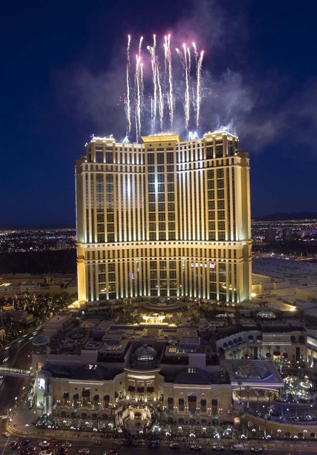 A világ legnagyobb szállodája