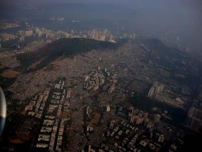 Szennyezett városok - Mumbai