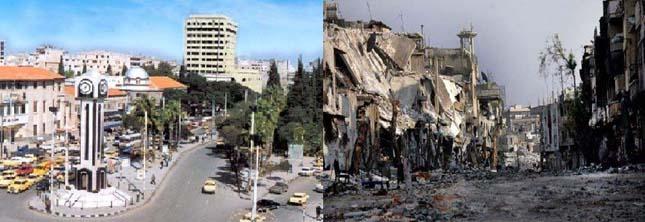 Szíria 2013