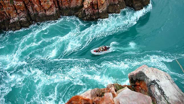 Talbot Bay, Ausztrália