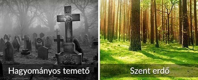 Az ország legkülönlegesebb temetője