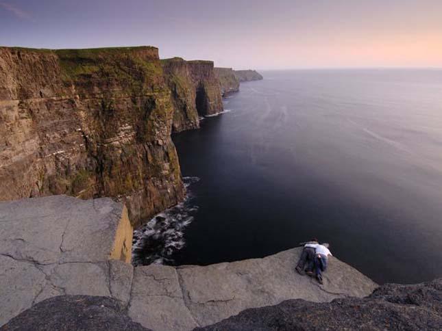 Elképesztő tengeri sziklák