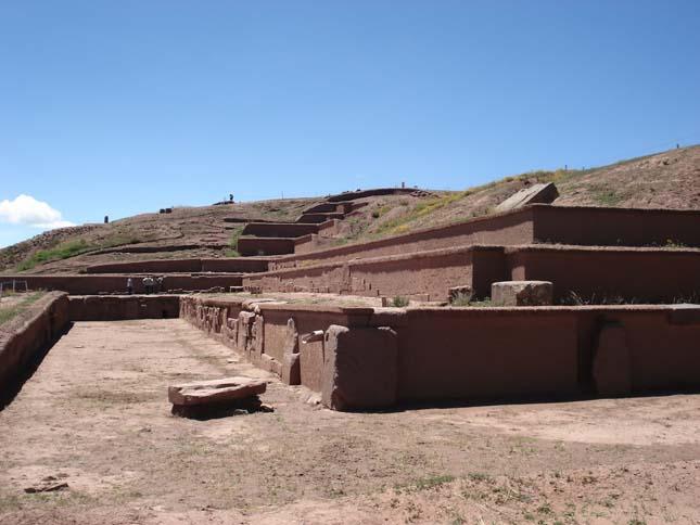 Tiahuanaco, Bolívia