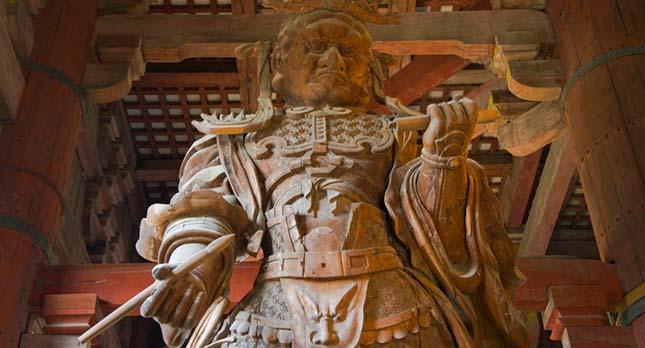 TodaiJi templom, Japán