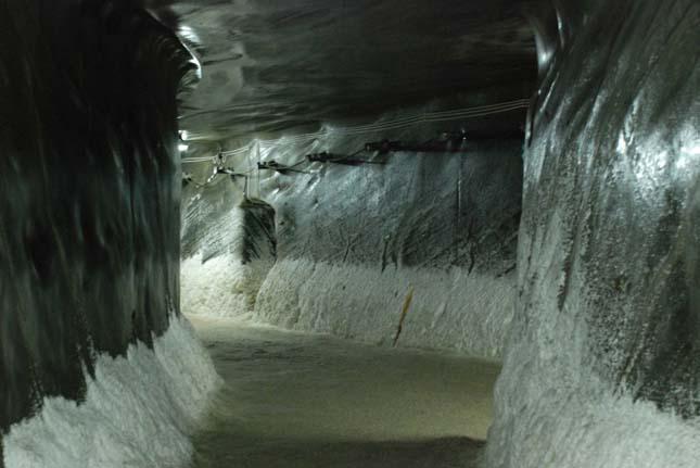 A Tordai sóbánya