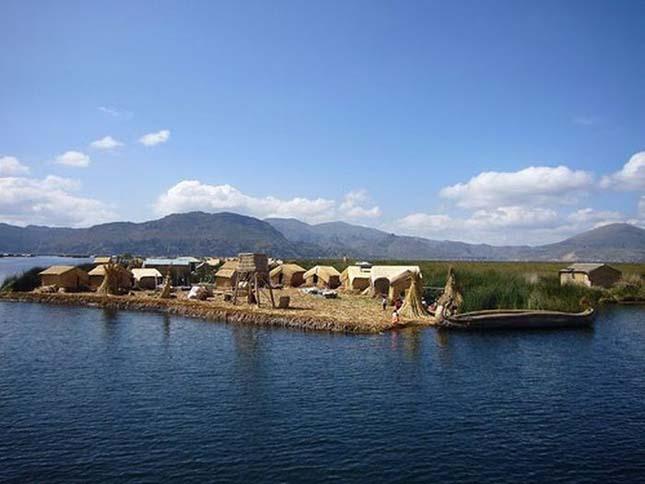 Totoranád úszó sziget