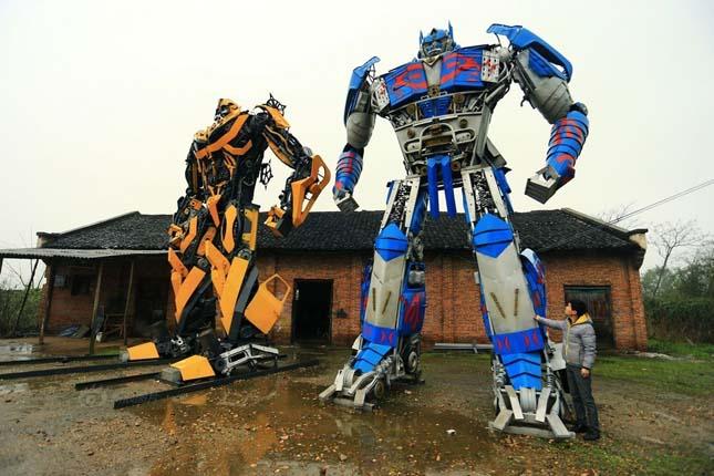Transformers figurák