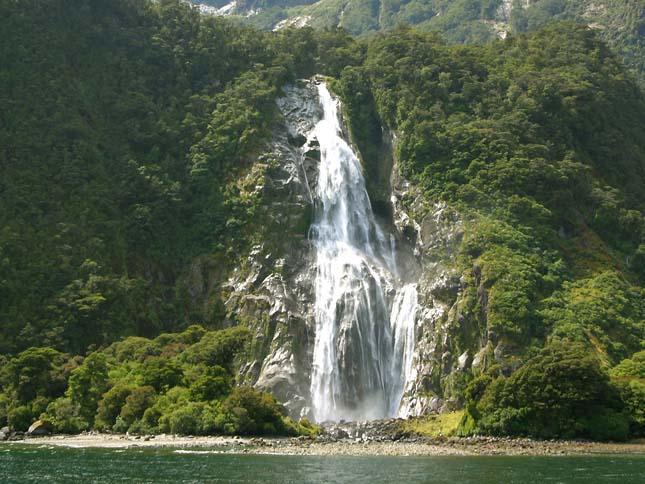 Az Új-Zélandi Milford Sound