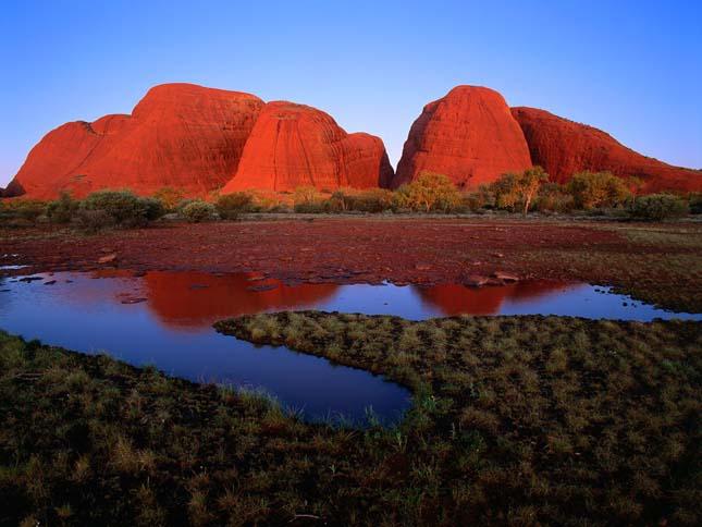 Uluru-Kata Tjuta Nemzeti Park