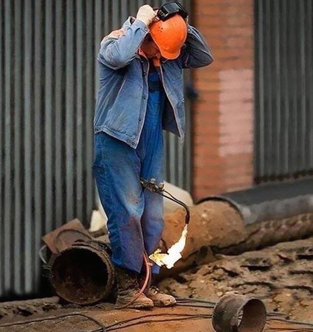 Felelőtlen munkások