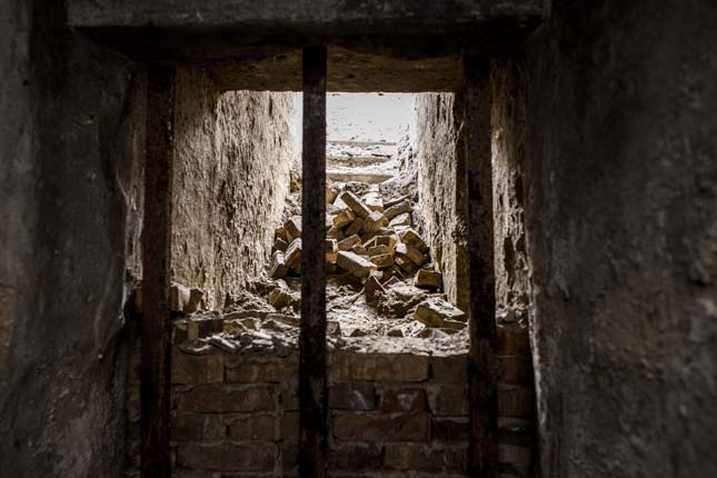 Világháborús bunker
